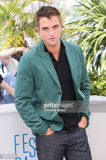 Robert Pattinson attends 'The Rover' photocall at the 67th Annual Cannes Film Festival on May 18 2014 in Cannes France