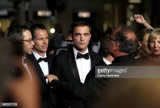 Robert Pattinson attends 'The Rover' Premiere at the 67th Annual Cannes Film Festival on May 18 2014 in Cannes France