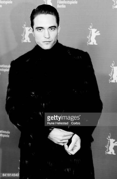 Robert Pattinson attends the 'The Lost City of Z' premiere during the 67th Berlinale International Film Festival Berlin at Zoo Palast on February 14...