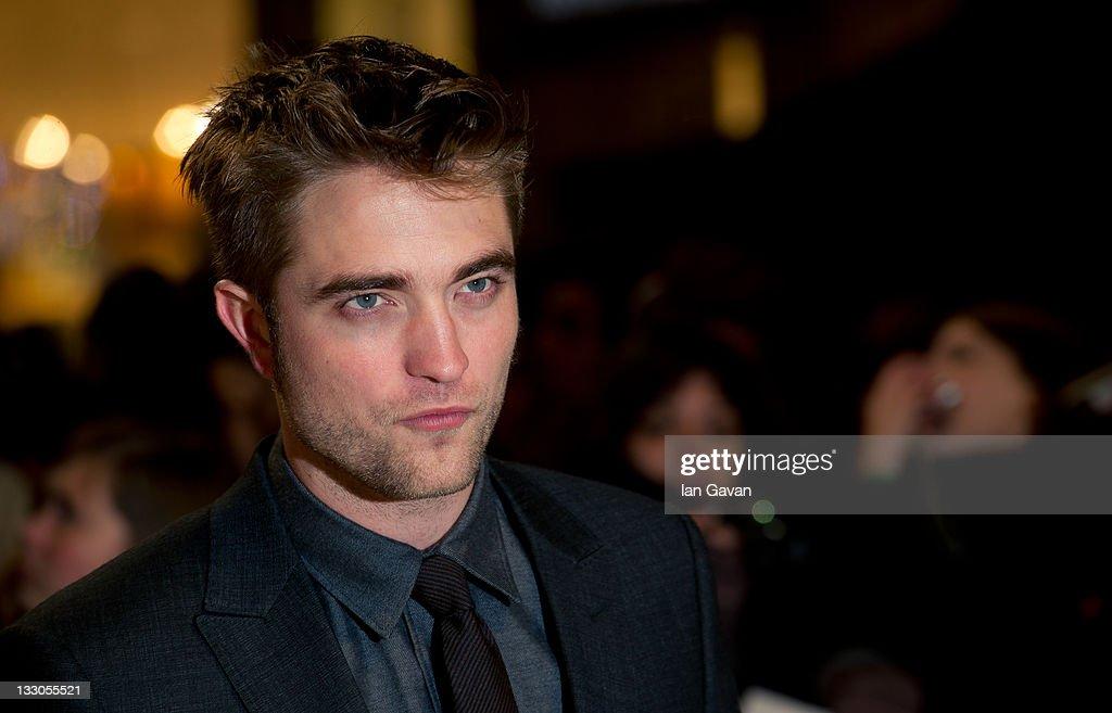 The Twilight Saga: Breaking Dawn Part 1 - UK Premiere : News Photo