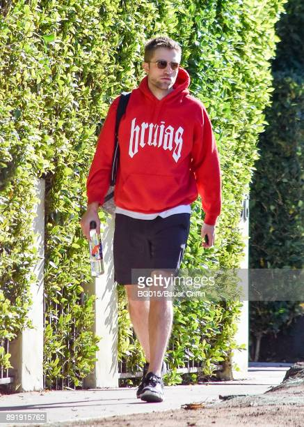 Robert Pattinson is seen on December 13 2017 in Los Angeles California