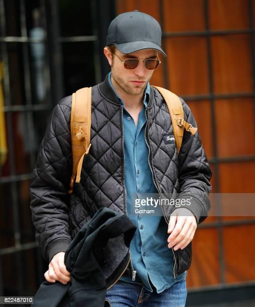 Robert Pattinson on July 25, 2017 in New York City.