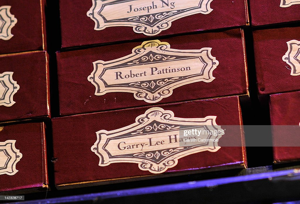 A Tour Of The Set Of Harry Potter : Fotografía de noticias