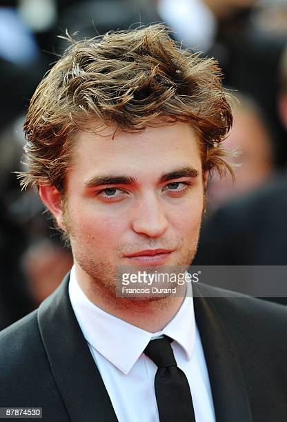 Robert Pattison attends the Inglourious Basterds Premiere held at the Palais Des Festivals during the 62nd International Cannes Film Festival on May...