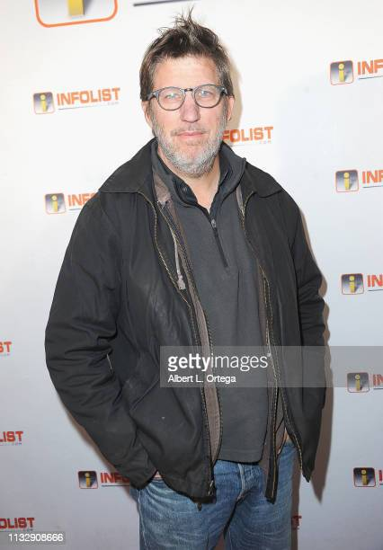 Robert Peter arrives for PreOscar Soiree Hosted By INFOListcom and Birthday Celebration for Founder Jeff Gund held at SkyBar at the Mondrian Los...