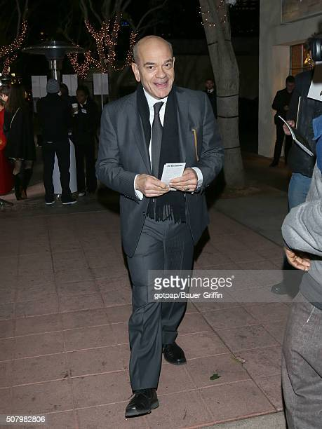 Robert Picardo is seen on February 01 2016 in Los Angeles California