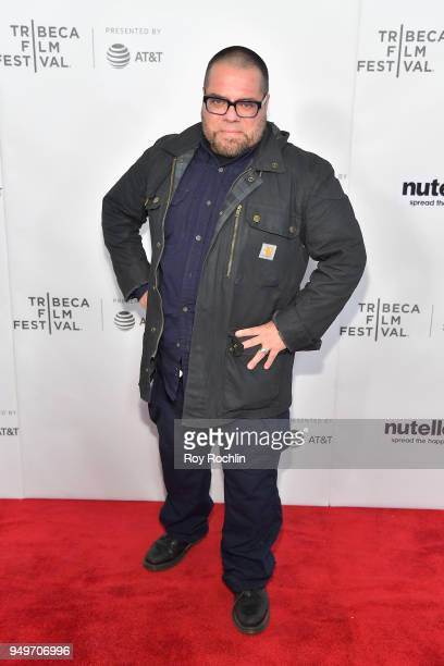 Robert Pietri attends the Shorts ProgramThe Velvet Underground Played at My High School during the 2018 Tribeca Film Festival at Regal Battery Park...