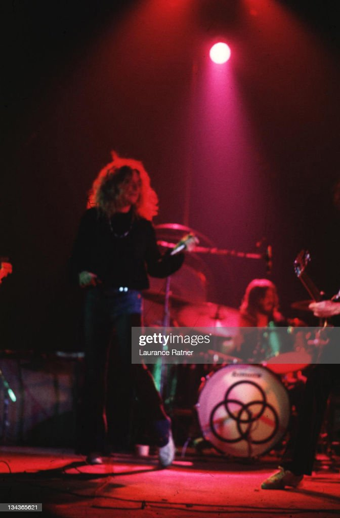 Led Zeppelin in Concert at San Diego Arena - 6-20-1972