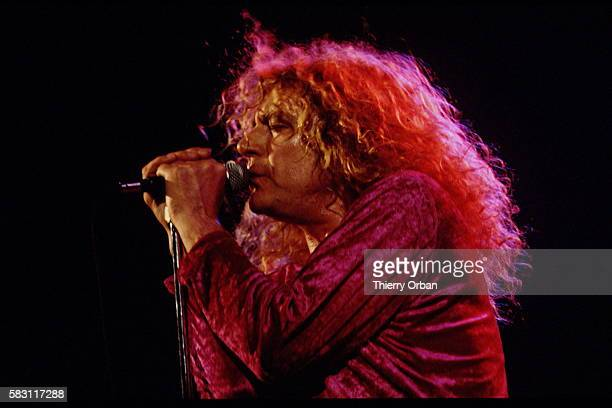 Robert Plant at Bercy Stadium