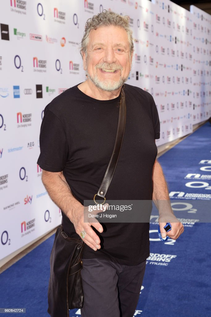 Nordoff Robbins O2 Silver Clef Awards - VIP Arrivals
