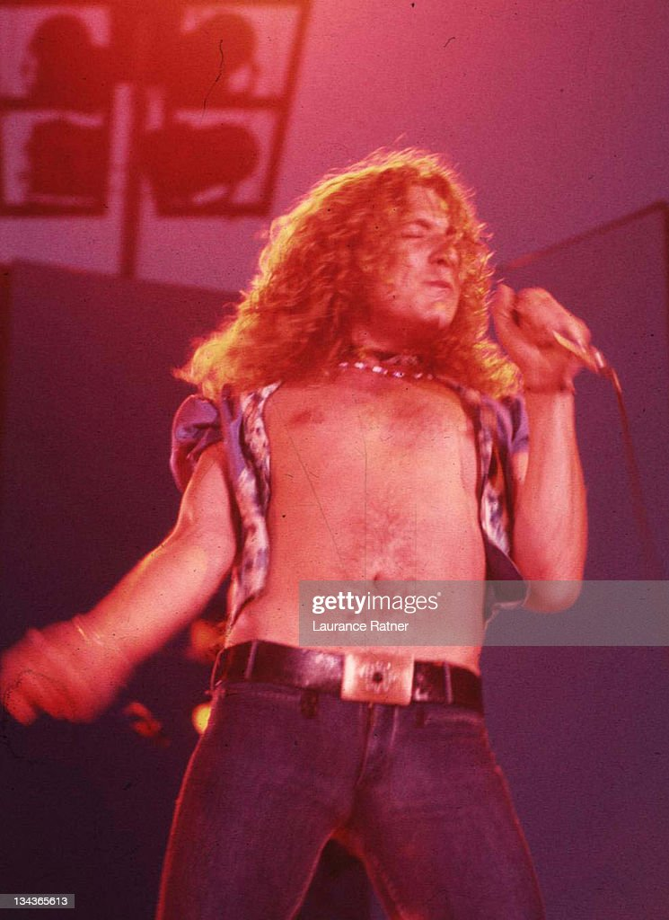 Led Zeppelin in Concert at Tampa Stadium - 5-5-1973