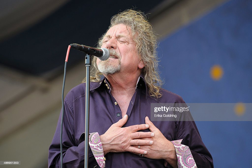 2014 New Orleans Jazz & Heritage Festival - Day 2 : News Photo