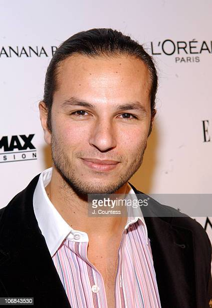 Robert Plotkin is one of the designer/contestants on Bravo's new reality series Project Runway