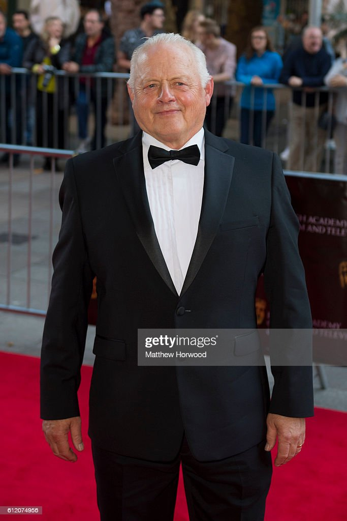 Robert Pugh arrives for the 25th British Academy Cymru Awards at St David's Hall on October 2, 2016 in Cardiff, Wales.
