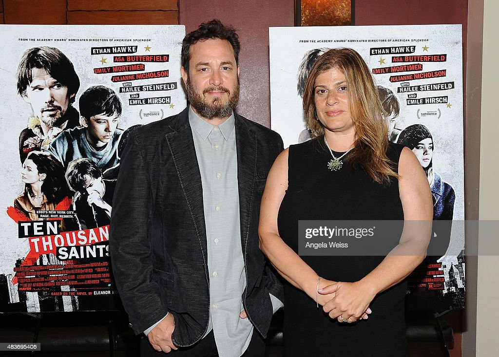 Special Screening Of Archer Gray's 'Ten Thousand Saints' - Arrivals : News Photo