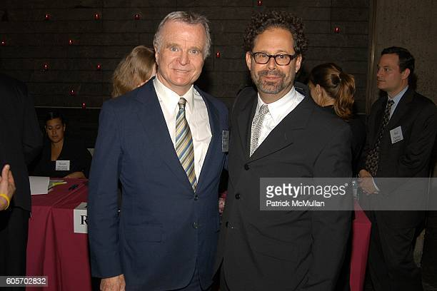 Robert Quinlan and Adam Weinberg attend WHITNEY MUSEUM 'Full House' Reception hosted by Leonard Lauder Howard Rubenstein and Adam Weinberg at Whitney...