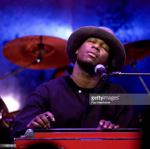 Robert Randolph during Change For Kids 6th Annual Talent Extravaganza at Studio 54 in New York City New York United States