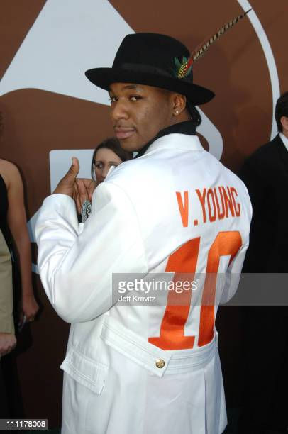 Robert Randolph during The 48th Annual GRAMMY Awards Green Carpet at Staples Center in Los Angeles California United States