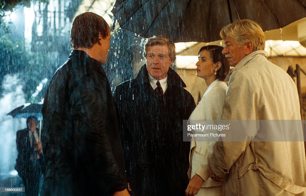 Robert Redford And Demi Moore In Indecent Proposal Pictures