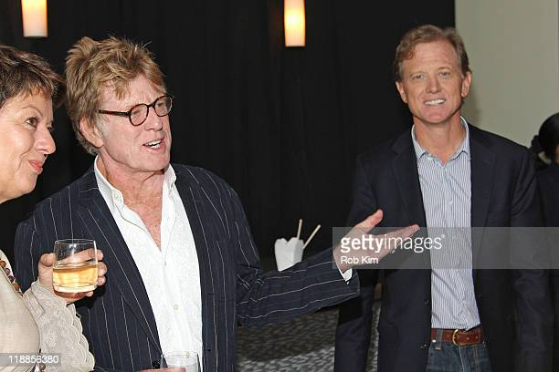 Robert Redford Son