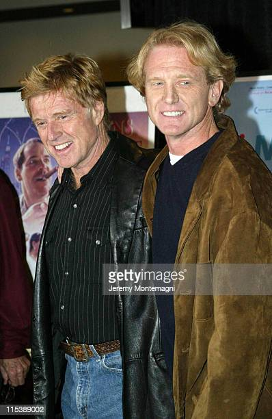 Robert Redford's Son Stock Photos and Pictures | Getty Images
