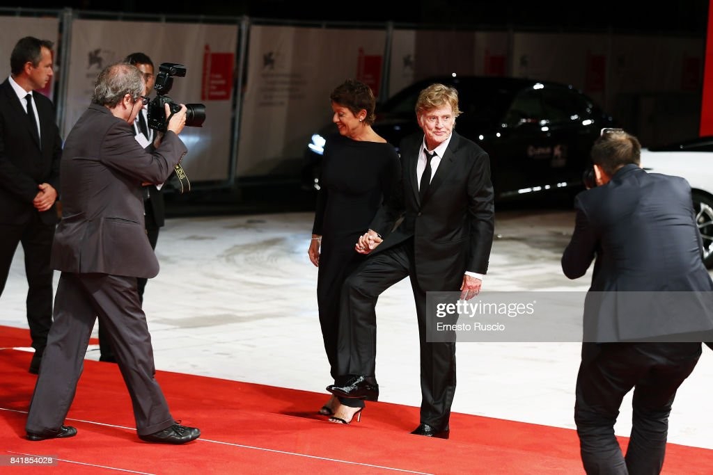 Our Souls At Night Premiere - 74th Venice Film Festival : News Photo