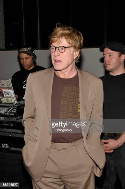 Robert Redford attends the opening night of BAMcinemaFEST at the Howard Gilman Opera House on June 17, 2009 in New York City.