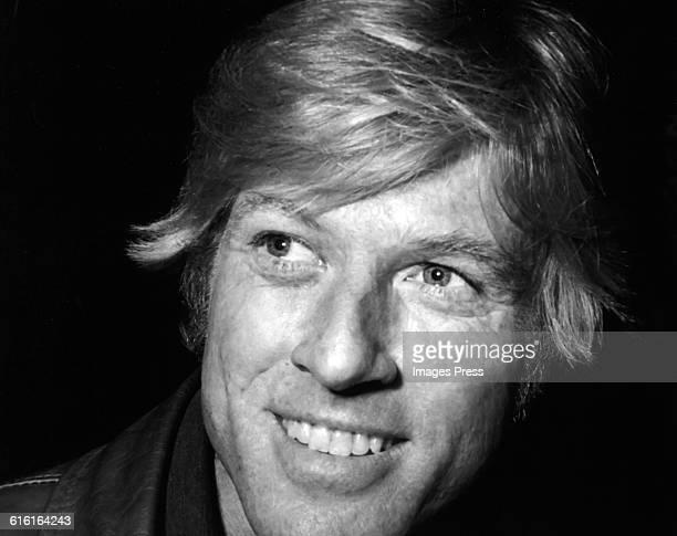 Robert Redford circa 1980 in New York City