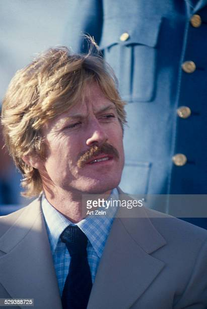 Robert Redford closeup circa 1970 New York