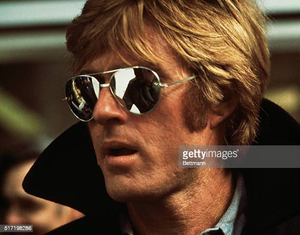 Robert Redford in the Movie Three Days of the Condor
