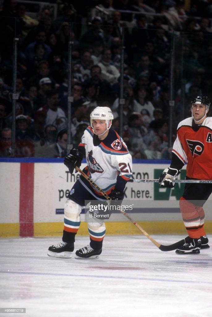 Philadelphia Flyers v New York Islanders : ニュース写真