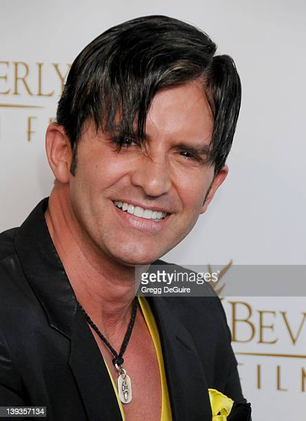 Robert Rey arrives at the opening night of the 16th Beverly Hills Film Festival at the Clarity Theater on April 14 2010 in Beverly Hills California