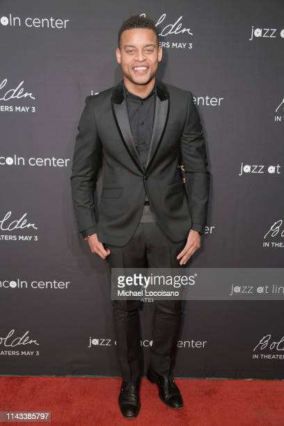 Robert Ri'chard attends Jazz at Lincoln Center's 2019 Gala The Birth of Jazz From Bolden to Armstrong at Frederick P Rose Hall Jazz at Lincoln Center...