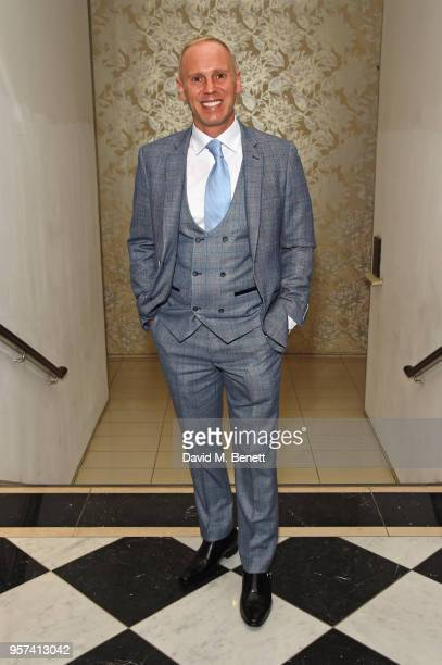 Robert Rinder aka Judge Rinder attends the British LGBT Awards 2018 at the London Marriott Hotel Grosvenor Square on May 11 2018 in London England