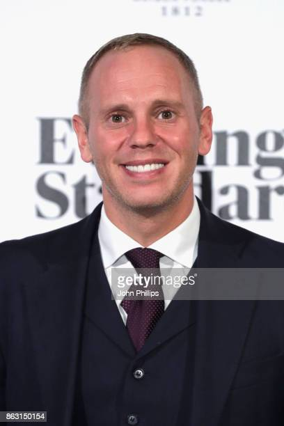Robert Rinder attends London Evening Standard's Progress 1000 London's Most Influential People event at on October 19 2017 in London England