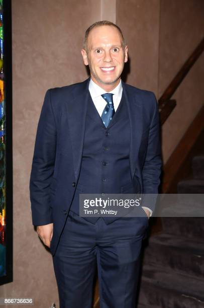 Robert Rinder attends the Anastacia x Arctic Circle Diamond launch party held at Sanctum Soho Hotel on October 26 2017 in London England The event...