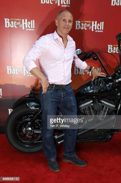 Robert Rinder attends the press night of 'Bat Out Of Hell The Musical' at The London Coliseum on June 20 2017 in London England