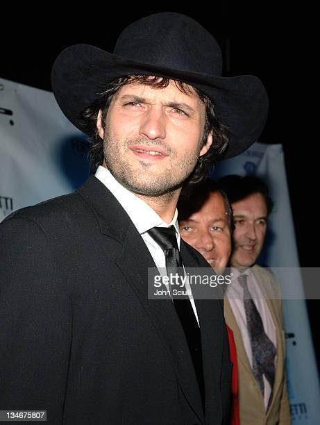 Robert Rodriguez during Naomi Campbell's Le Carnival D'Or Party in Aid of The Nelson Mandela Children's Fund Party at Palm Beach in Cannes France
