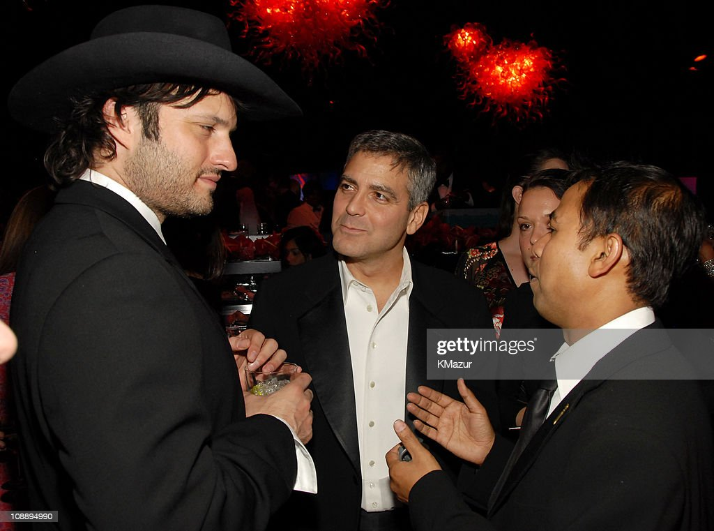 InStyle & Warner Bros. 2006 Golden Globes After Party - Inside : News Photo