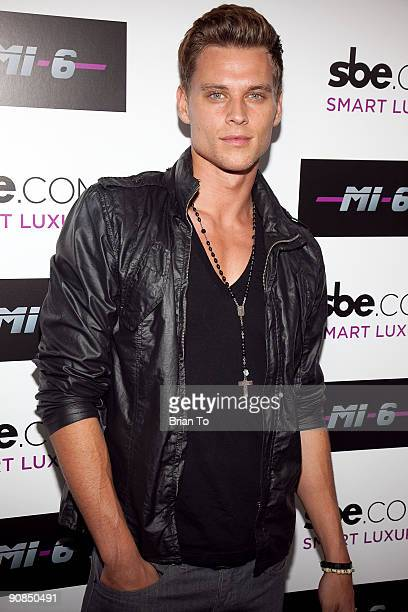 Robert Rogoff attends Mi6 Nightclub Grand Opening Party on September 15 2009 in West Hollywood California