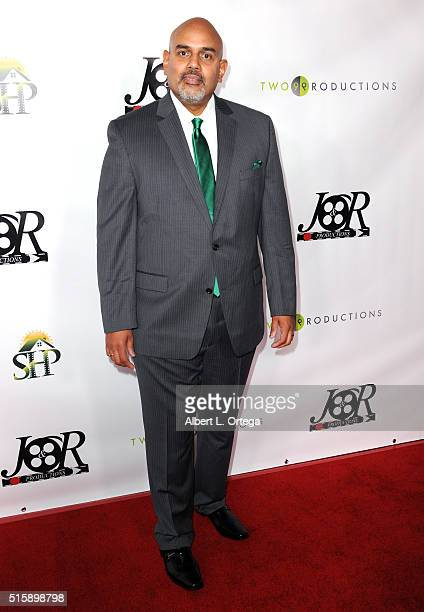 Robert Rosario arrives for the Premiere Of JR Productions' Halloweed held at TCL Chinese 6 Theatres on March 15 2016 in Hollywood California
