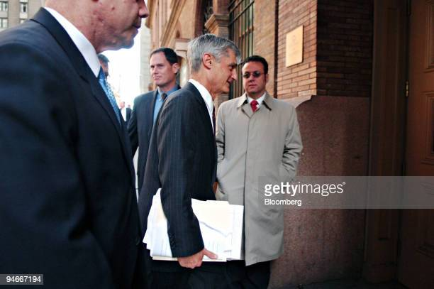 Robert Rubin chairman of the Citigroup Inc executive committee arrives for the Citigroup shareholders meeting in New York Tuesday April 18 2006