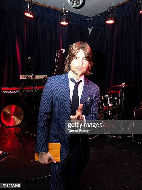 Robert Schwartzman attends The 2016 Tribeca Film Festival After Party For Dreamland At Berlin on April 14 2016 in New York City