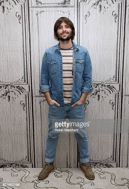 Robert Schwartzman attends The Build Series Presents Robert Schwartzman discussing the new film Dreamland at AOL HQ on November 7 2016 in New York...