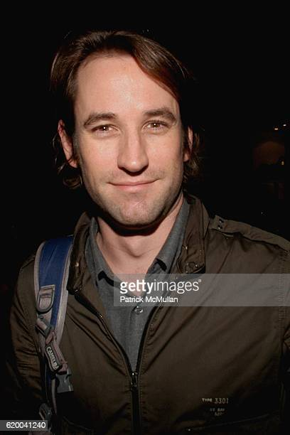Robert Scott attends KolDesign and BoConcept's annual Holiday party at BoConcept on December 16 2008 in New York City