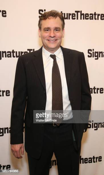 Robert Sean Leonard attends the OffBroadway Opening Night performance of 'At Home at the Zoo' on February 21 2018 at Pershing Square Signature Center...