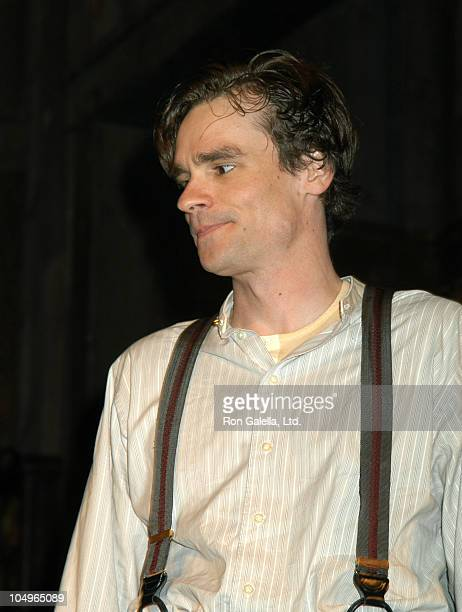 Robert Sean Leonard during Opening Night of 'Long Day's Journey into Night' at Eugene O'Neill's in New York City New York United States