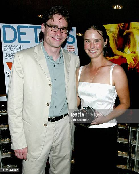 Robert Sean Leonard Gabriella Salick during The New York Premiere Of Ethan Hawke's Directorial Debut Chelsea Walls at Clearview's Chelsea West in New...