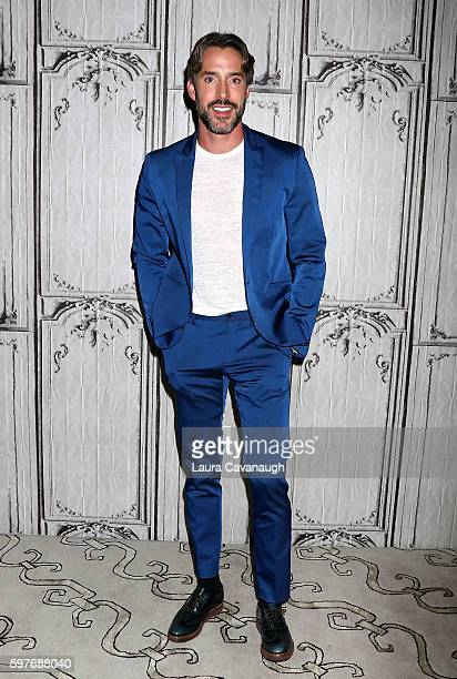 Robert Sepulveda attends AOL Build Presents Lance Bass 'Prince Charming' Robert Sepulveda at AOL HQ on August 29 2016 in New York City