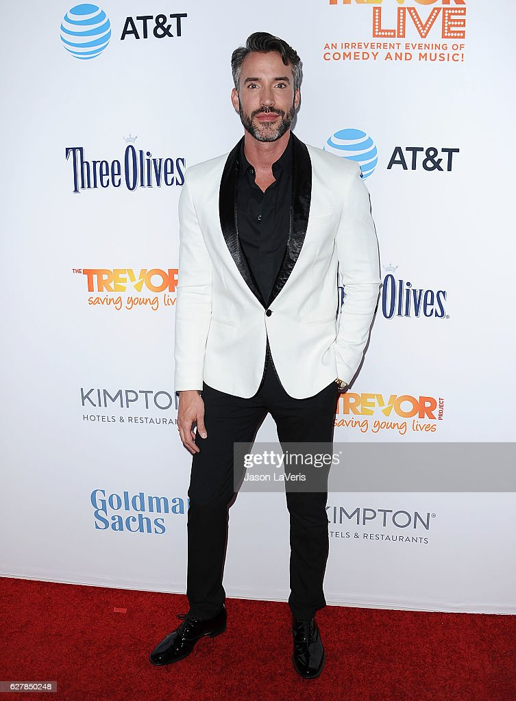 Robert Sepulveda Jr. attends the TrevorLIVE Los Angeles 2016 fundraiser at The Beverly Hilton Hotel on December 4, 2016 in Beverly Hills, California.